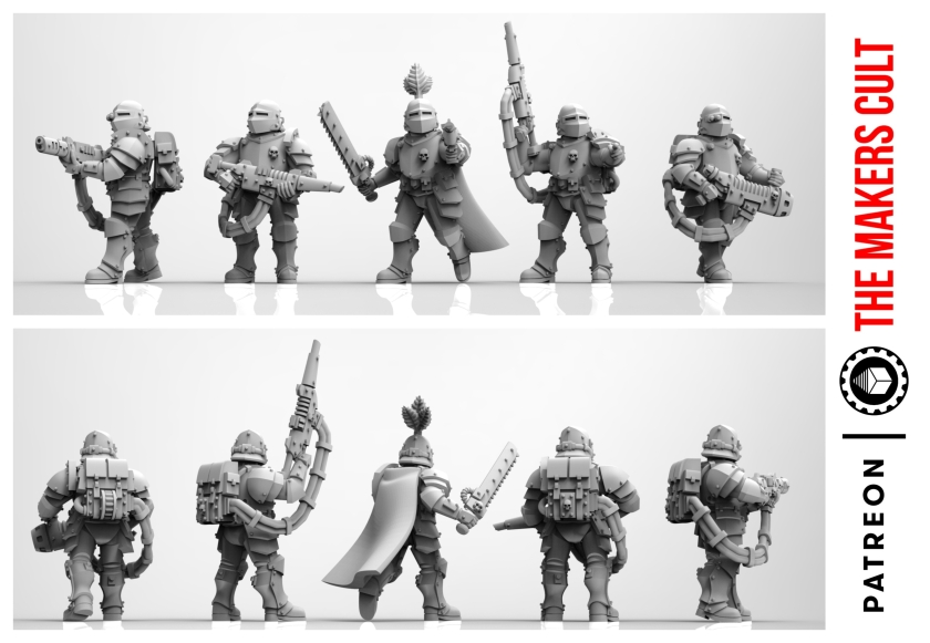FG - Elite Troops