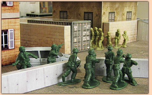 One-Off Army-men-combat